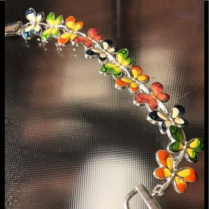 Butterfly magnetic bracelet!